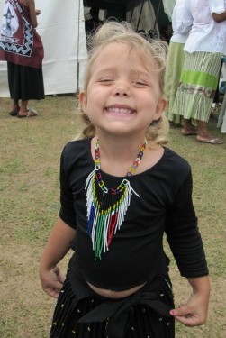 My little Zulu girl!!
