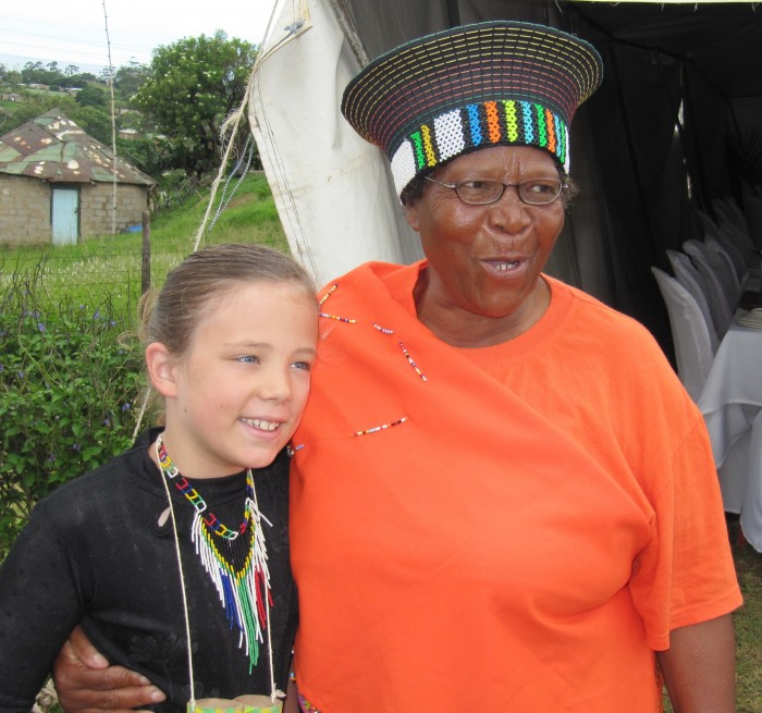 Loving our Zulu celebrations!